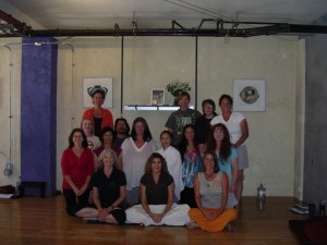 2009 Reno Yoga for the Special Child® Advanced 1 Class