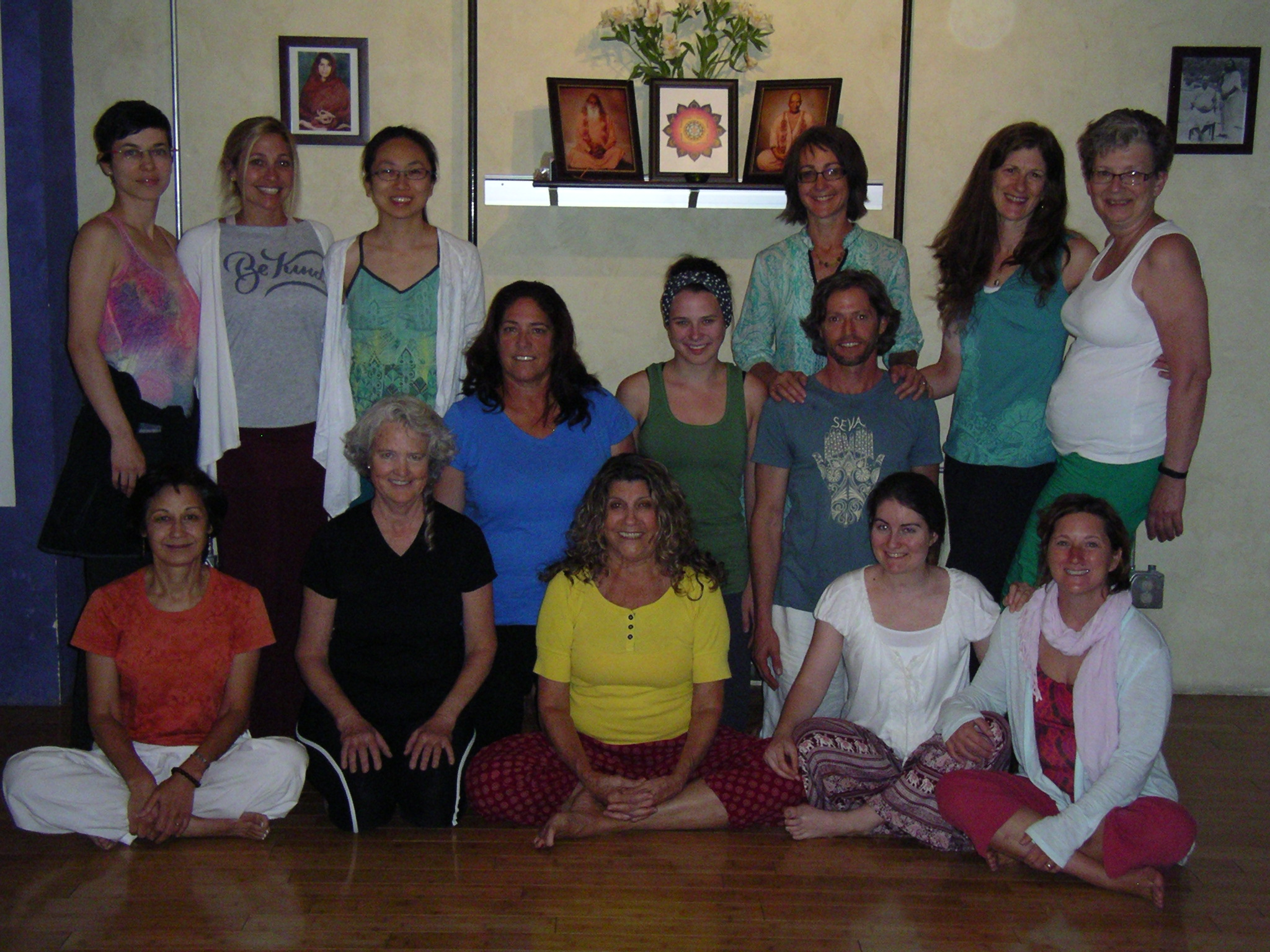 2014 Reno Yoga for the Special Child® Continuing Education on Asana and Pranayama