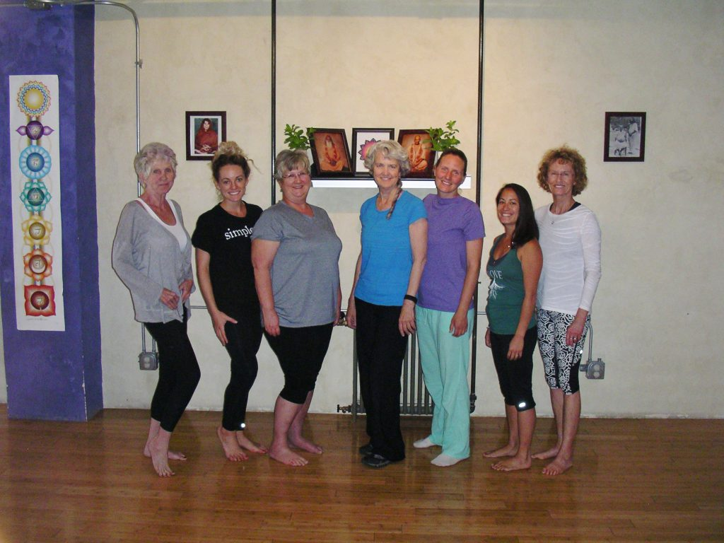 Reno 2016 Yoga for the Special Child - Sonia Sumar Method Basic 1 Program. Six new practitioners ready to serve God's most precious children from Washington to Arizona, and three new members for our local Yoga for the Special Child team here at The Yoga Center - Reno