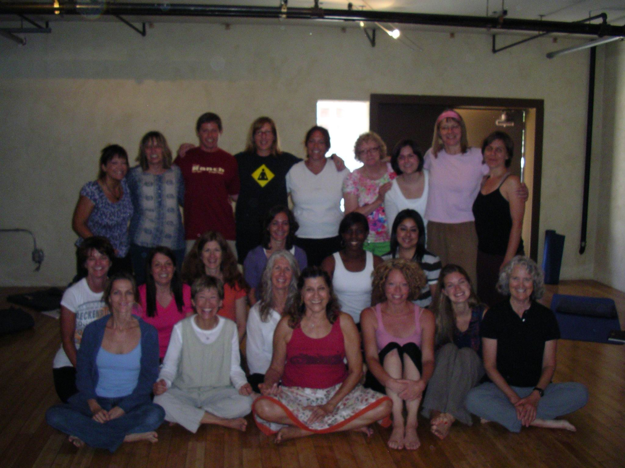 2009 Reno Yoga for the Special Child® Basic Class