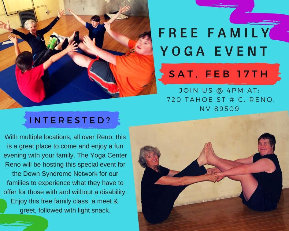 DSNNN Family Yoga