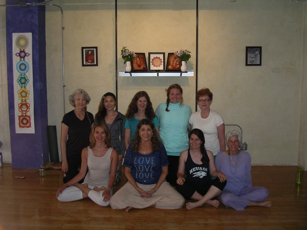 Reno, 2015 Yoga for the Special Child Continuing Education on Down Syndrome and Cerebral Palsy
