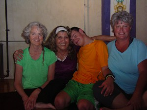 Reno, 2015 Yoga for the Special Child Continuing Education, thanks to Dina Baugh, a graduate of many YSC trainings herself, for the ride!