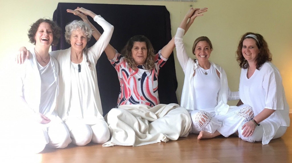 Yoga for Scleroderma Grad Sivakami