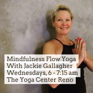 jackie mindfulness flow