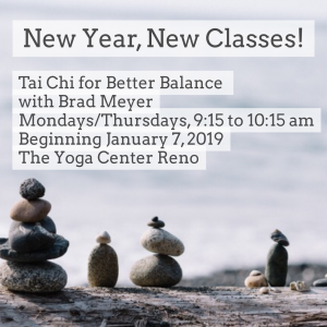 Tai Chi for Better Balance with Brad Meyer – Home