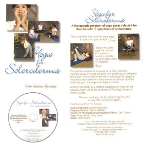 Yoga for Scleroderma Covers 95%