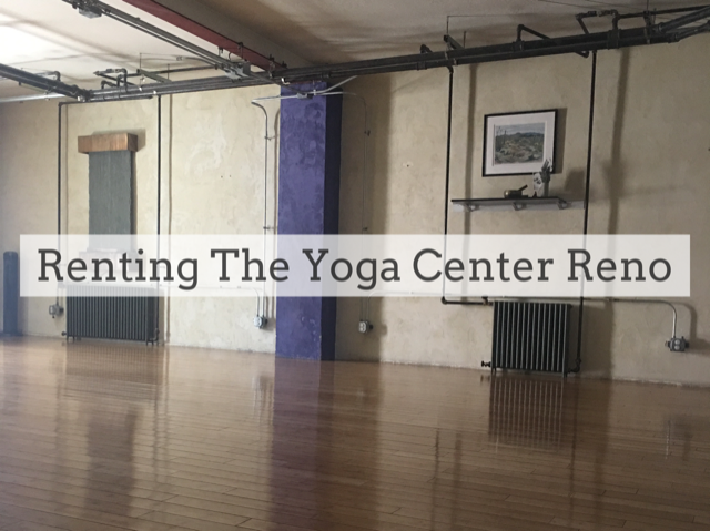 renting the yoga center image